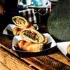 Yorkshire Pudding Burrito, Soho