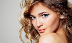 Gulf Breeze Hair Studio: Haircut Package with Optional Partial Highlights or Root Touch-Up at Gulf Breeze Hair Studio (57% Off)