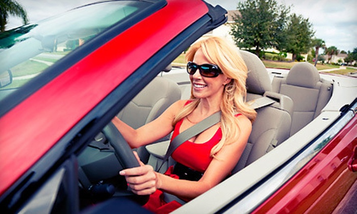 California Collision - Pleasanton: $49 for an Interior and Exterior Detail for a Car ($250 Value)