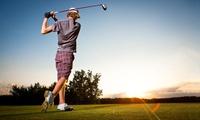 """4-wöchiger DGV-Platzreifekurs """"Deluxe"""" für 1 oder 2 Personen bei West Golf (bis zu 55% sparen*)"""