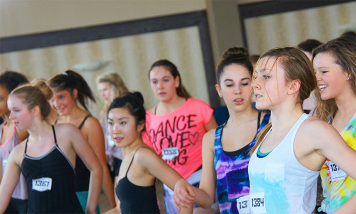 iDance Convention - Sheraton Guilford: iDance Convention on November 28–29 at  8:30 a.m.