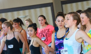 iDance Convention: iDance Convention on November 28–29 at  8:30 a.m.
