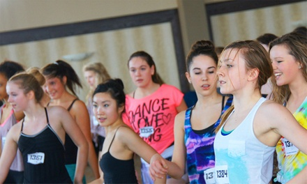 iDance Convention on November 28–29 at  8:30 a.m.