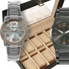 Men's Set of 3 Watches with Watch Box 4 Options to Choose From