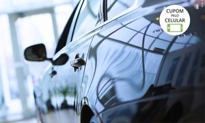 WashUp – Automotiva: WashUp – Mooca: limpeza interna e externa (opção com enceramento, higienização do A/C e pintura de para-choque)