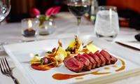3-Gänge-Menü mit Steak oder Dorade für Zwei oder Vier in der Fischerhütte Plochingen Fish N Steakhouse (bis 40% sparen*)
