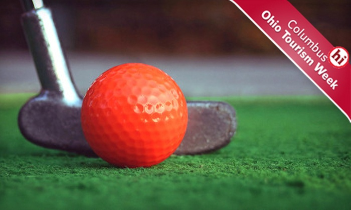Putt N Play Family Fun Center - Jackpot: Mini Golf for Two, Four, or Six at Putt N Play Family Fun Center in Grove City (Up to 54% Off)