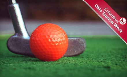 Round of Mini Golf for 2 - Putt N Play Family Fun Center in Grove City