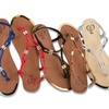143 Girl Miami Thong Sandals