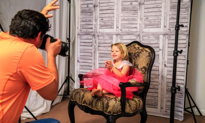 Jake Jacobson Photography - Tamarac: 30-Minute Family Photo Shoot from Jake Jacobson Photography (70% Off)