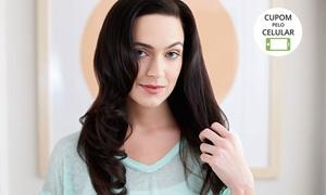 Camarim Studio Beauty: Camarim Studio Beauty – Contagem: nutrição capilar e escova modeladora (opção de corte)
