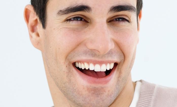1 o 2 sesiones de blanqueamiento dental led y limpieza bucal completa para una o dos personas desde 59 €