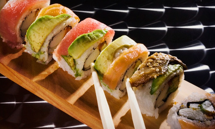 JCT Fusion - Brampton: Japanese Food and Drinks for Dinner or Lunch at JCT Fusion (Half Off)