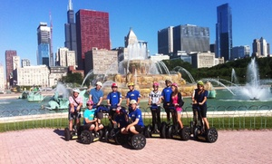 Bike and Roll Chicago: $69 for a Segways at Sunset Tour for Two from Bike and Roll Chicago (Up to $138 value)