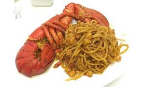 MIRò KITCHEN & SOUND: Menu di pesce con calice o bottiglia di vino da Mirò Kitchen & Sound, vicino a Piazza Navona (sconto fino a 65%)