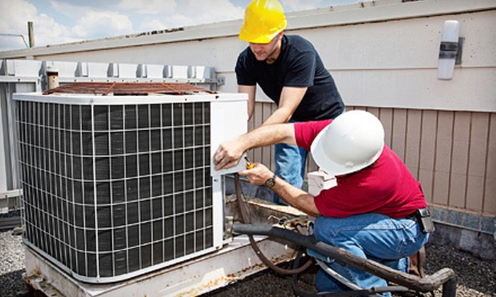 One Hour Heating & Air - Salisbury: $39 for an Air-Conditioner Tune-Up and Furnace Inspection from One Hour Heating & Air ($99 Value)