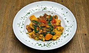 Galli: 30% Off Your Entire Dinner or Lunch Bill at Galli. Groupon Reservation Required.