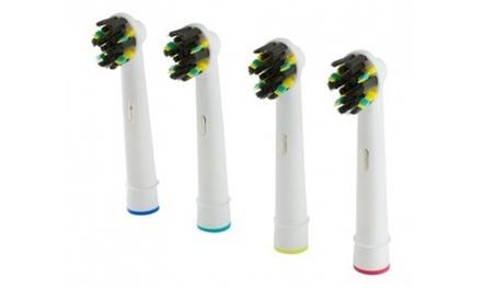 12x Testine per spazzolino compatibili: Dual Head