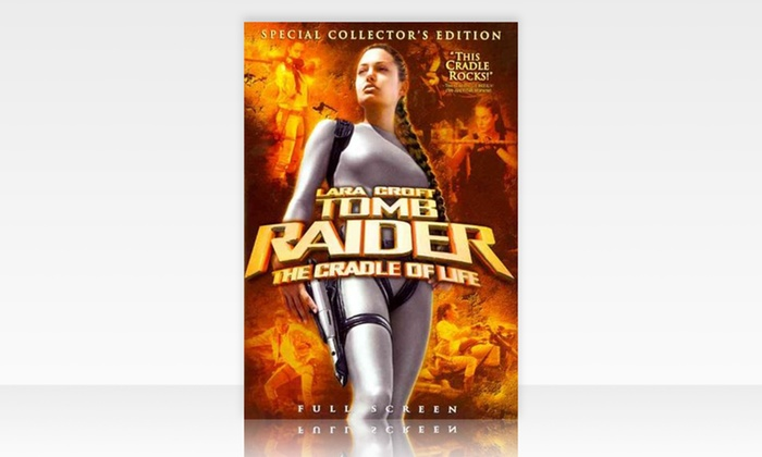 Tomb Raider: The Cradle of Life Collector's Edition DVD: Lara Croft: Tomb Raider: The Cradle of Life Collector's Edition DVD. Free Returns.