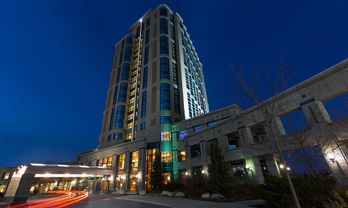 null - Ottawa: Stay with Daily Parking at Brookstreet Hotel in Ottawa, ON. Dates Available into March.