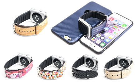 iphone watch bands apple band amp iphone groupon goods 2032