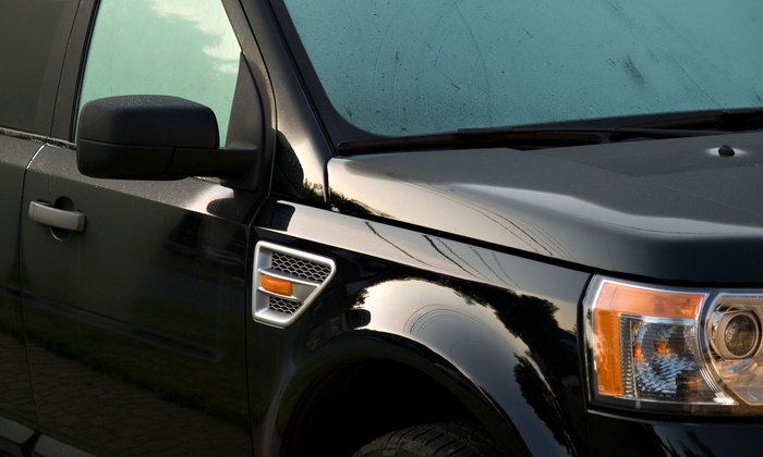 FLA Tint & Accessories - College Park: $99 for Window Tinting for a Two- or Four-Door Car, Truck, or SUV ($200 Value)
