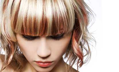 Haircut and highlight deals glasgow