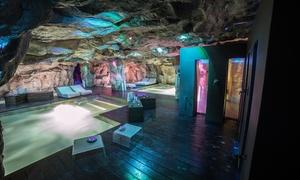 IL TEMPIO DI VENERE: Fino a 2 percorsi spa di coppia con idromassaggio, sauna, grotta di ghiaccio, scrub e area relax da Il tempio di Venere