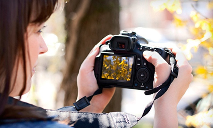Center for Digital Imaging Arts - Georgetown: $49 for an Introductory Digital-Photography Workshop at Center for Digital Imaging Arts ($100 Value)