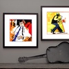 Up to 65% Off Unframed or Framed Music-Inspired Prints