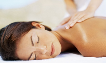 Massage with Optional Chiropractic Exam, X-rays, and Adjustment at Augello Chiropractic (Up to 73% Off)