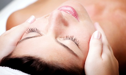 60- or 80-Minute Massage and Facial Spa Package at The Hideaway (Up to 50% Off)