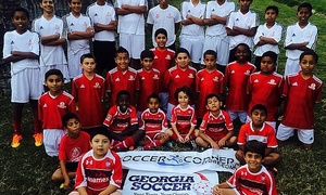 Soccer Academy Club Toluca Atlanta: $50 for $80 Worth of Football Lessons — Soccer Academy Club Toluca Atlanta