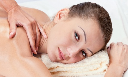 One or Two 60-Minute Swedish or Deep-Tissue Massages at Savvy Hands Massage (Up to 57% Off)