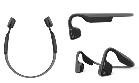 Aftershokz Trekz Titanium Wireless Bluetooth Headphones ee160090-f23a-11e6-8095-00259060b5da