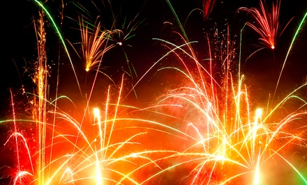 $9 for a 36-Item Lightning Bolt Package at Kaboom Fireworks ($33 Value)