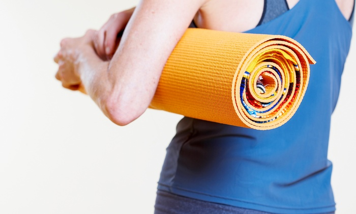 NBalance Hot Yoga & Fitness - Clarksville: Five Fitness Classes or One Month of Unlimited Yoga Classes at NBalance Hot Yoga & Fitness (Up to 58% Off)