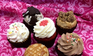 Buttercup Cakes: Up to 47% Off Cupcakes at Buttercup Cakes