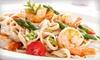 52% Off Italian Cuisine at Sapore Ristorante in Concord