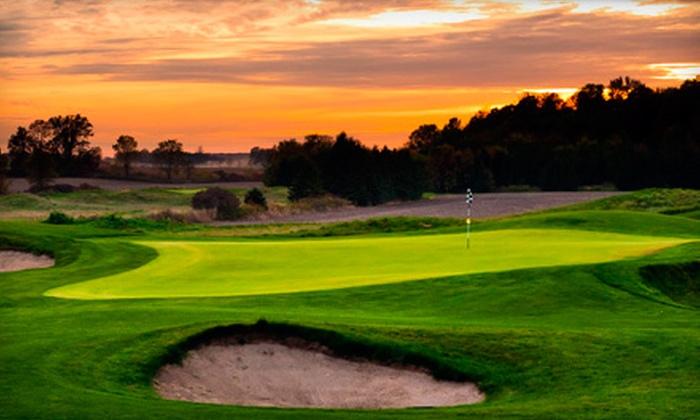 Tarandowah Golfers Club - Springfield: Round of Golf with Cart and Range Balls for 2 or 20 at Tarandowah Golfers Club (Up to 57% Off)