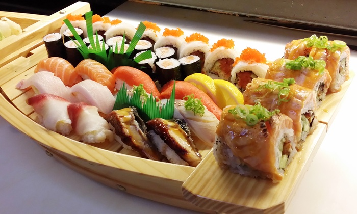 Wild Wasabe - Northwest District: $15 for $25 Worth of Sushi and Japanese Cuisine at Wild Wasabe