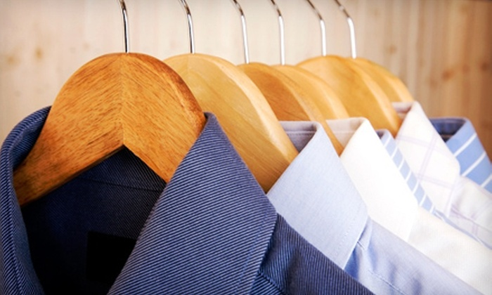 Jet Cleaners - New Haven: Dry Cleaning from Jet Cleaners in New Haven (Half Off). Two Options Available.