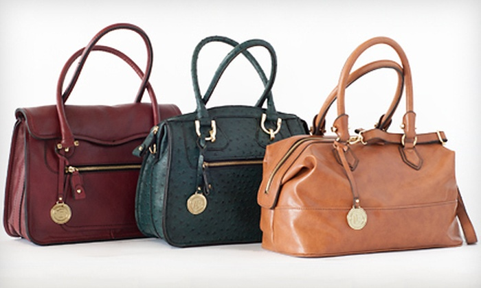 59 For A London Fog Handbag Groupon