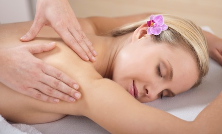 Washington DC: $55 for a 60-Minute Deep-Tissue Massage at B-CC Total Body Beauty Salon & Spa ($120 Value)