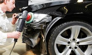 Wm Motor: Pulido de faros delanteros de coche con lavado exterior a mano por 16 €