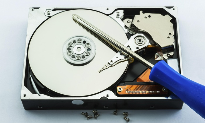 The Affordable Geek - Multiple Locations: Computer Repair with Virus Removal and Hard-Drive Cleanup from The Affordable Geek (37% Off)