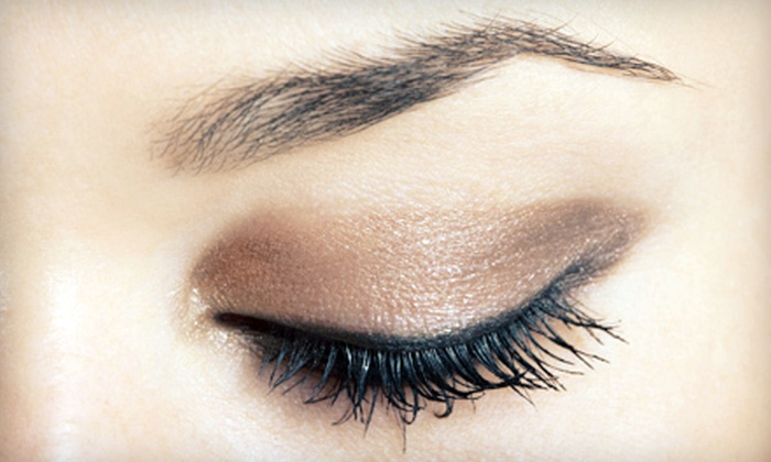 Lovely Nails and Hair Salon - Swanson Gardens: Permanent Eyeliner, Lip Liner, or Lipstick at Lovely Nails and Hair Salon (Up to 60% Off)
