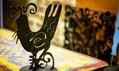 image for Introductory Metal Sculpting Class for One or Two at Garden Deva (Up to 52% Off)
