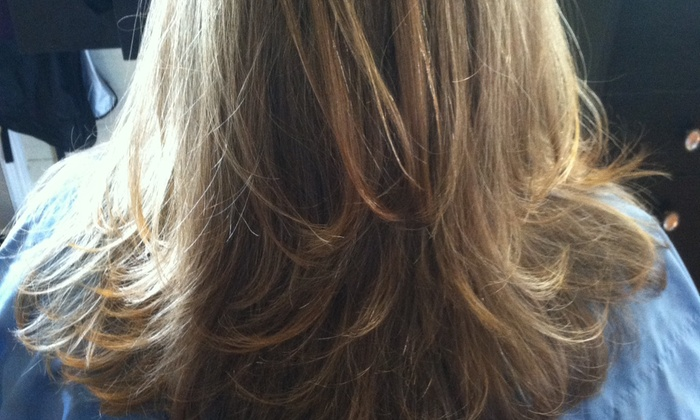 New Image Salon - Katie Morehouse - Fort Oglethorpe: A Women's Haircut from New Image Salon (60% Off)