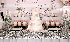 DesignLUXE Event Services: Candy Buffet for Up to 25, 50, or 150 at DesignLUXE Event Services (Up to 55% Off)